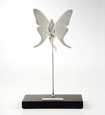 LladroGraellsia IsabellaePorcelain Figurine