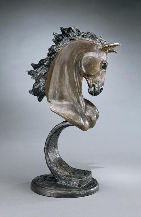 Mark HopkinsStallionBronze Sculpture