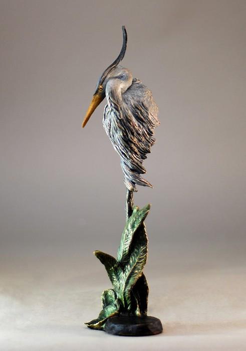 Mark HopkinsGraceBronze Sculpture