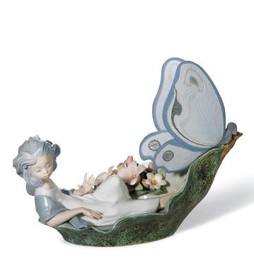 LladroFantasy RidePorcelain Figurine