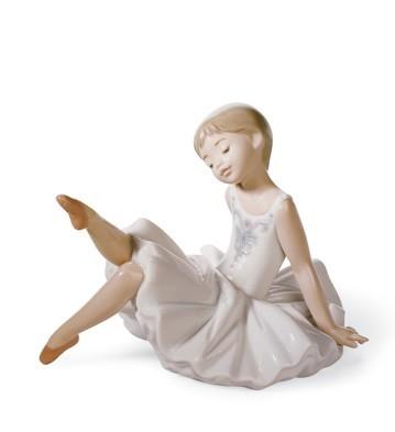 LladroLittle Ballerina IIIPorcelain Figurine