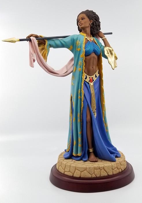 Ebony VisionsThe Amazon Woman