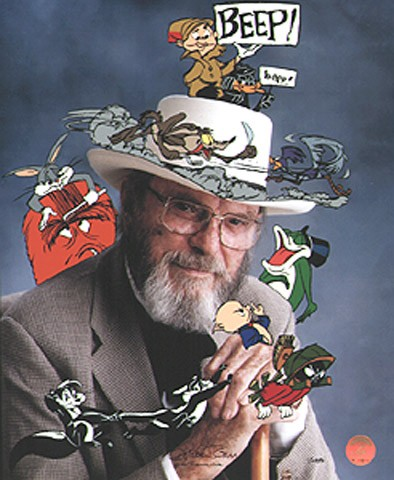 Chuck Jones In Character