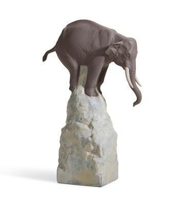LladroBalance Elephant II