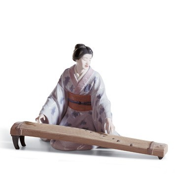 Lladro Koto Player