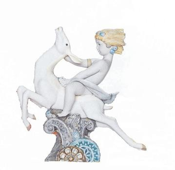 Lladro Life Impulse Porcelain Figurine