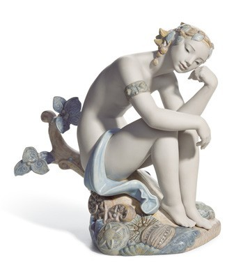 LladroTotal HarmonyPorcelain Figurine