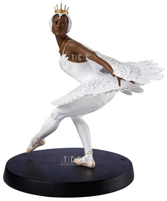 Ebony VisionsSwan Lake Ballerina