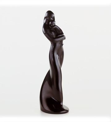LladroLife Ebony LookPorcelain Figurine