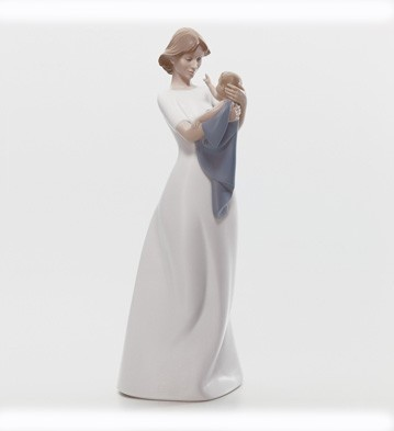 Lladro A Mothers Treasure