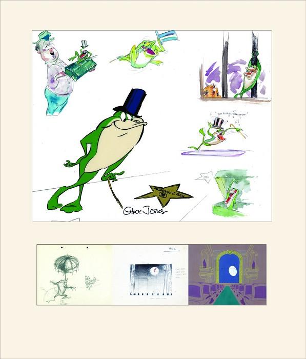 Chuck JonesMichigan J. Frog 50 Anniversary