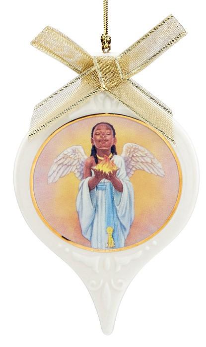 Ebony VisionsThe Hope Angel Ornament