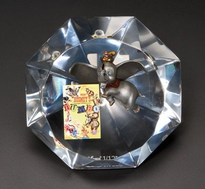 Starlite DisneyDumbo Artist Proof No 6Mixed Media Sculpture
