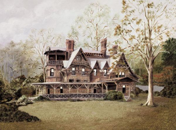 GamboaMark Twain's House