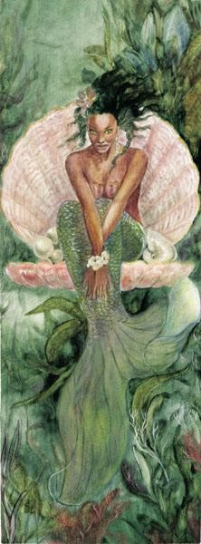 Gamboa Goddess Of The Sea