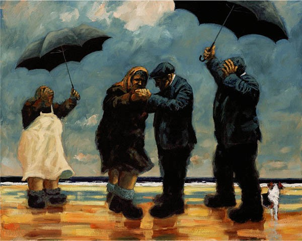 Alexander Millar A Jig For Jack (canvas) Giclee