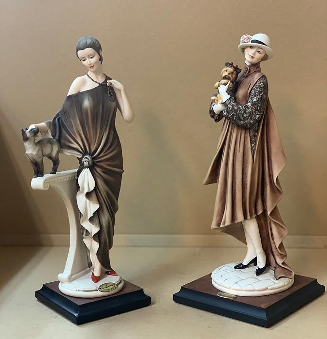 Giuseppe ArmaniLadies with Animals Set