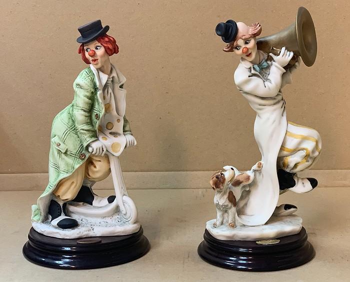Giuseppe ArmaniClowns Playing Set