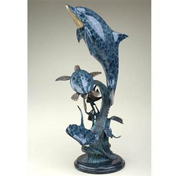 SPI SculpturesDolphin Seaworld