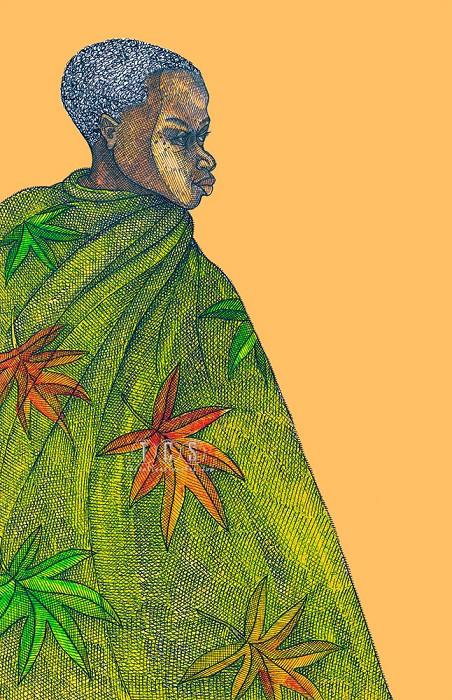 Charles BibbsAutumn Leaves Giclee Print