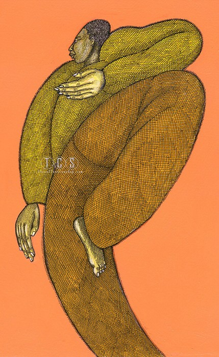 Charles Bibbs High Steppin Giclee