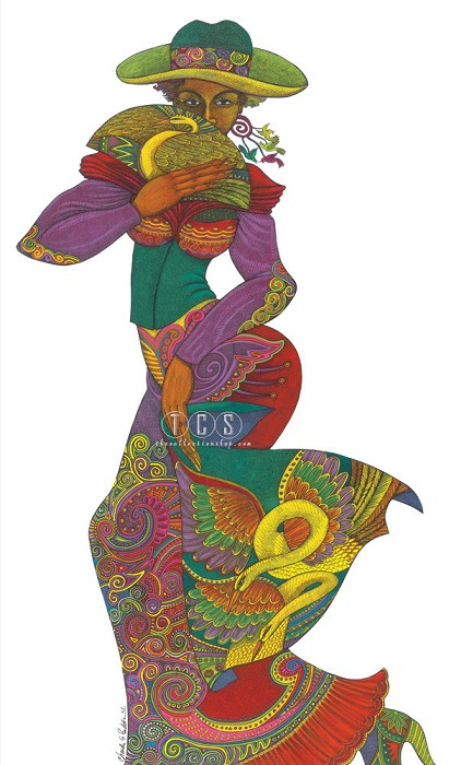 Charles BibbsRhythms  Of Colors