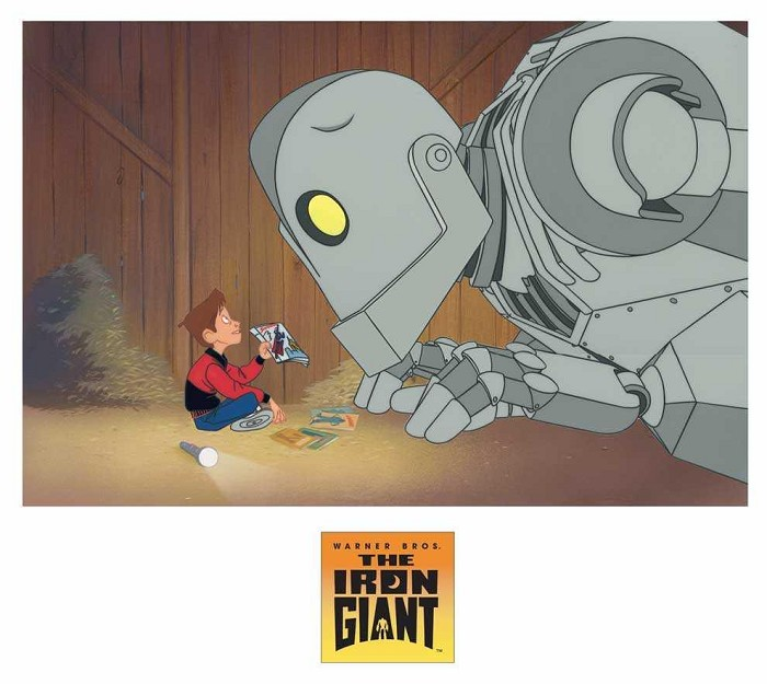 Brad Bird The Iron Giant A Giant Lesson