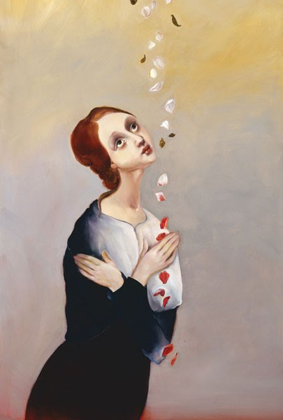 Cassandra Barney Atonement Canvas