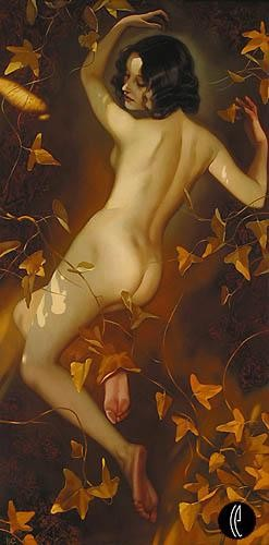 Svetlana Valueva Autumn Nymph