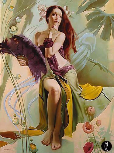 Svetlana ValuevaSea Goddess