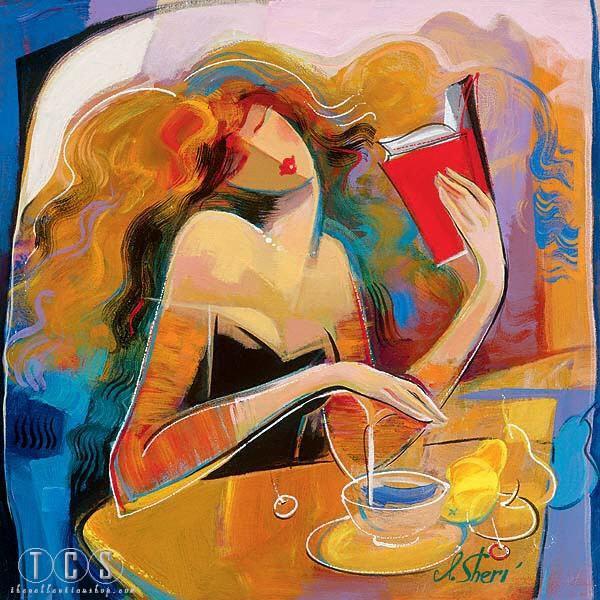 Irene SheriPoetry Reading