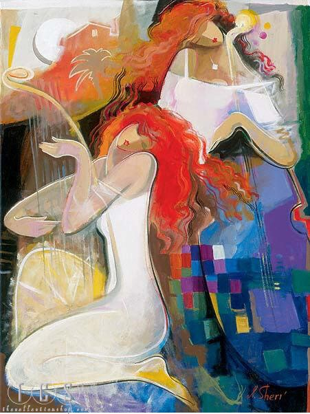 Irene Sheri Morning Music