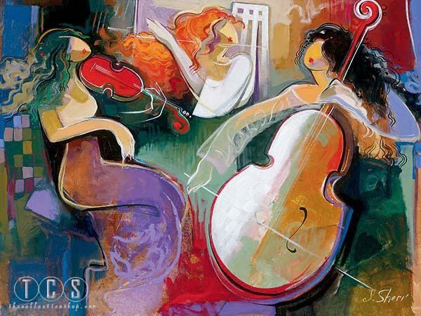Irene Sheri Trio (new)