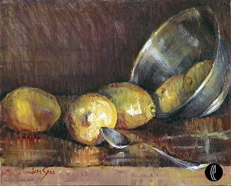 Jan SaiaLemons & Silver