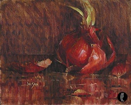 Jan SaiaRed Onions