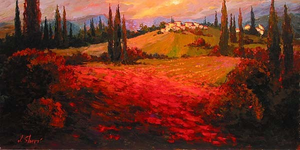 Irene Sheri Countryside Vista