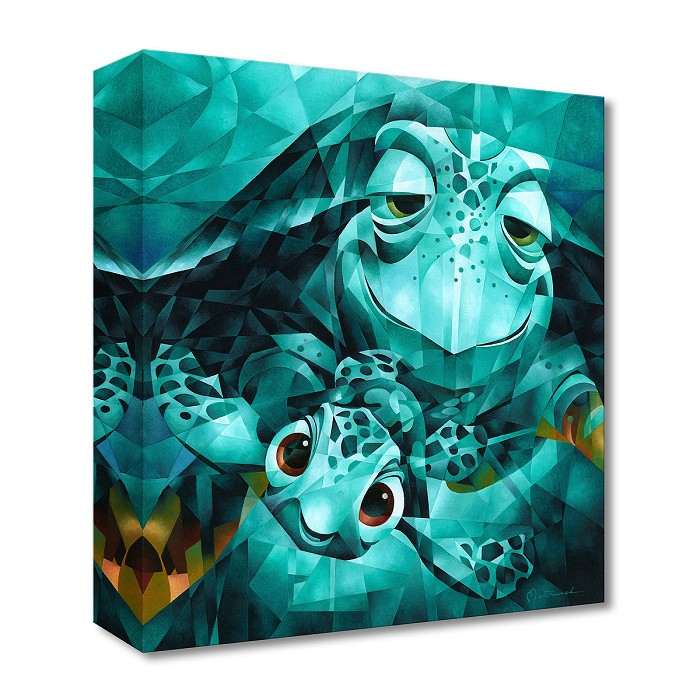 Tom MatousekSerious Thrill Issues, Dude From Finding NemoGallery Wrapped Giclee On Canvas
