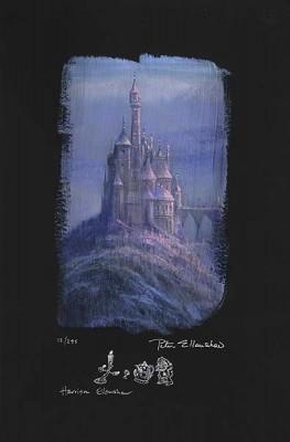 Peter / Harrison EllenshawBeauty And The Beast CastleGiclee On Paper