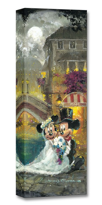 James Coleman Happy Together Gallery Wrapped Giclee On Canvas