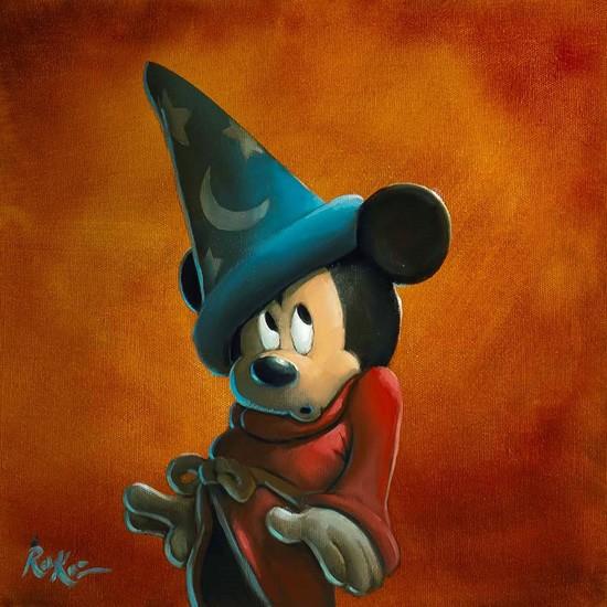Rob Kaz Humble ApprenticeOriginal Oil on Canvas