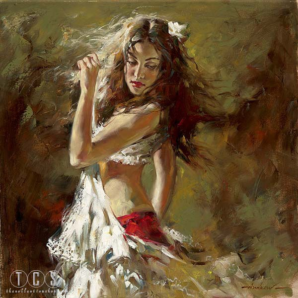 Andrew Atroshenko Into The Light