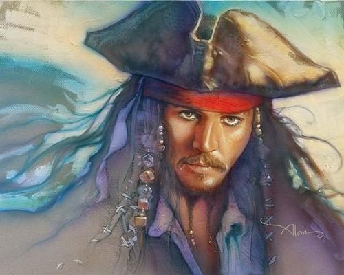 John AlvinCaptain Jack Sparrow