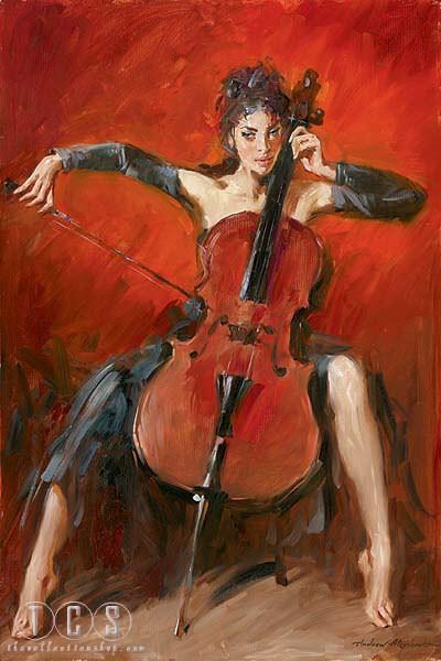 Andrew AtroshenkoRed Symphony