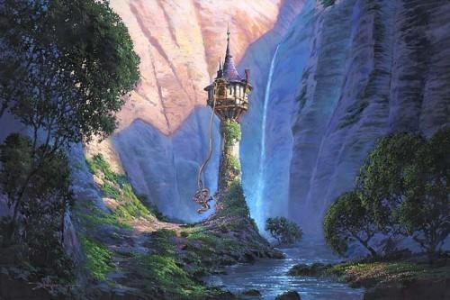Rodel GonzalezTangledHand-Embellished Giclee on Canvas
