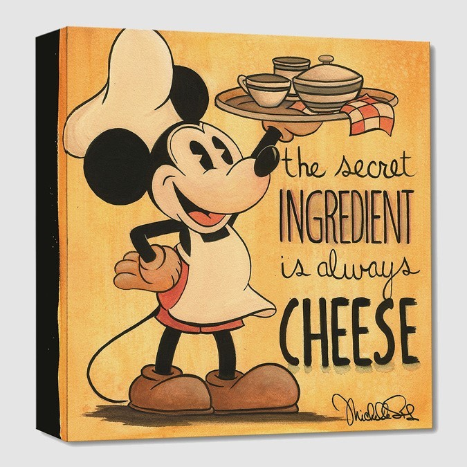 Michelle St Laurent The Secret Ingredient From Mickey Mouse