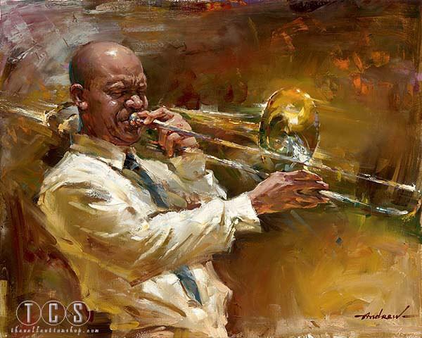 Andrew AtroshenkoSolid Brass