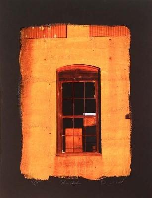Tim DicksonNapa Window Chiarograph