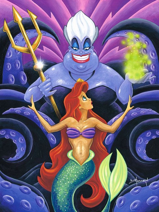 Mike Kungl The Whisper - From Disney The Little Mermaid