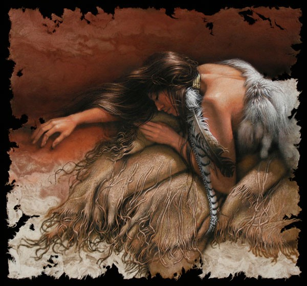 Lee BogleDay DreamsGiclee On Canvas