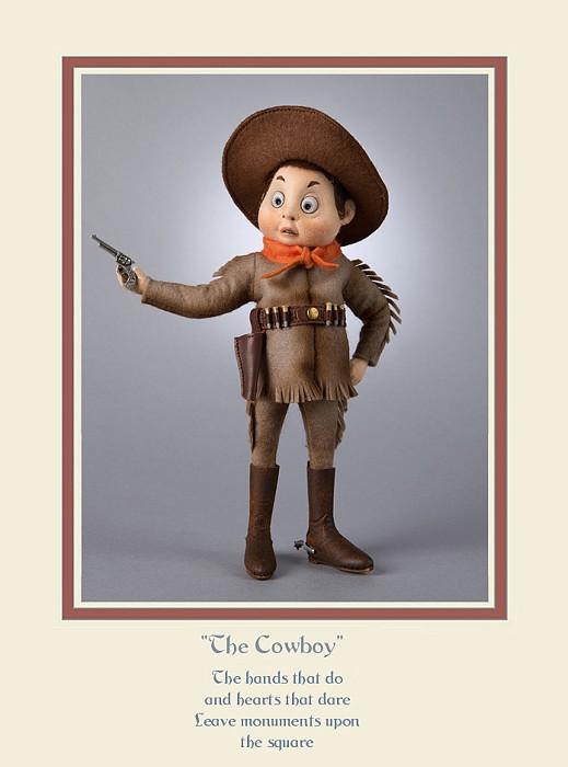 R. John WrightThe Cowboy